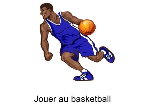 basketball jouer sports and activities