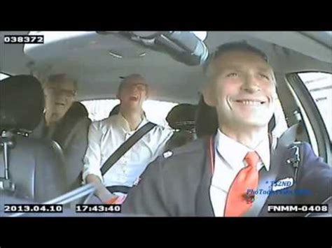 eminem movie greek subs norway prime minister jens stoltenberg poses as taxi