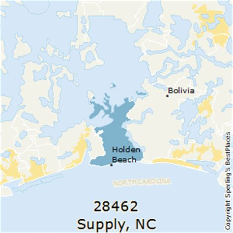supply carolina map best places to live in supply zip 28462 carolina