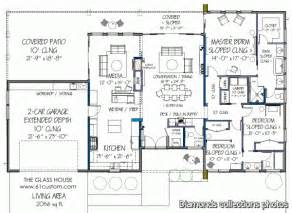 Contemporary House Designs And Floor Plans by Unique Modern House Plans Modern House Floor Plans Free
