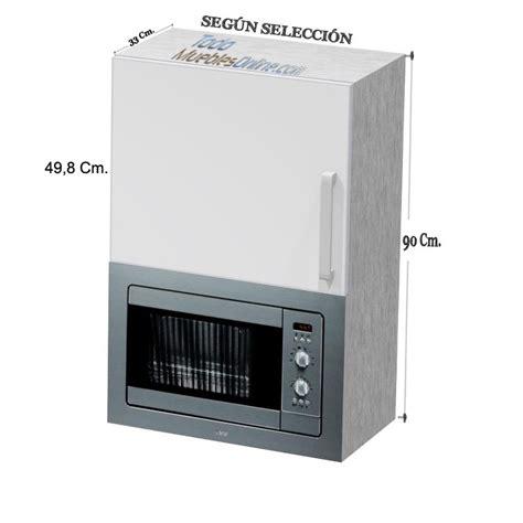 muebles de cocina  microondas