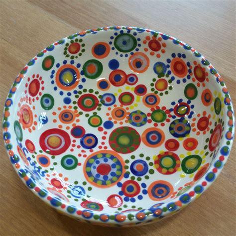 Teller Selber Bemalen by Punkt Punkt Punkt Keramik Selber Bemalen Bei Paint Your