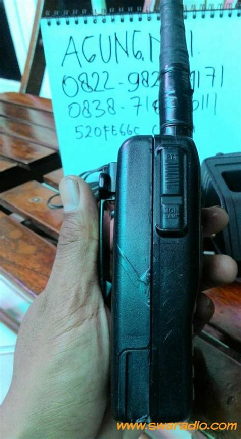 Antena Ht Smp 468 Vhf ready lagi for sale alinco dj 195 swaradio