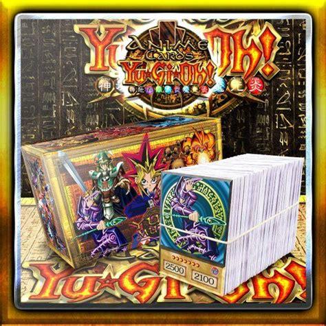 card yugi muto deck yugioh orica anime anime