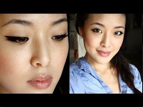 gel eyeliner tutorial youtube perfect winged eyeliner basic gel liner tutorial youtube