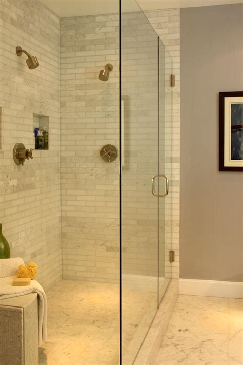 White Tiled Bathroom Ideas by Photos Hgtv