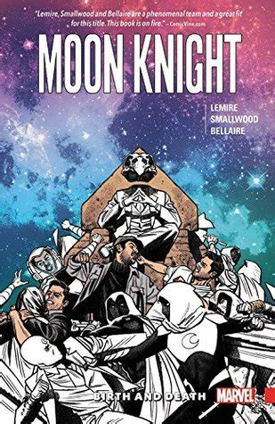moon knight volume 3 0785197346 moon knight volume 3 birth and death geek home