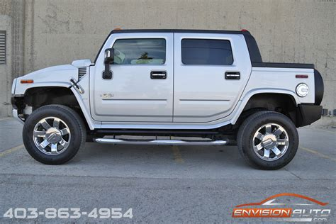 Hummer Limited 2009 h2 hummer sut limited edition silver metallic