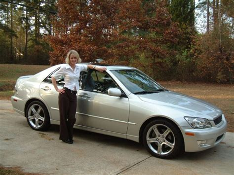 2002 lexus is300 rims new car with and msm trd sport grille no real mods