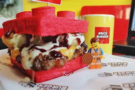 brick cuisine a restaurant in the philippines is serving up lego brick