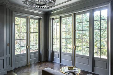 Lowes White Chandelier French Doors Design Ideas