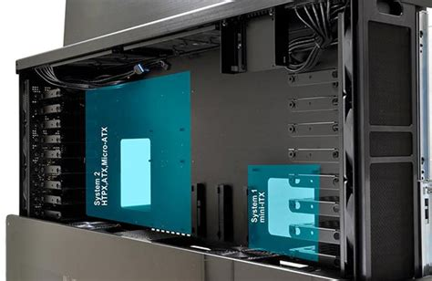 computer desk chassis lian li announces three desk chassis and seven new cases