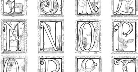 medieval alphabet coloring pages medieval alphabet coloring pages coloring pages