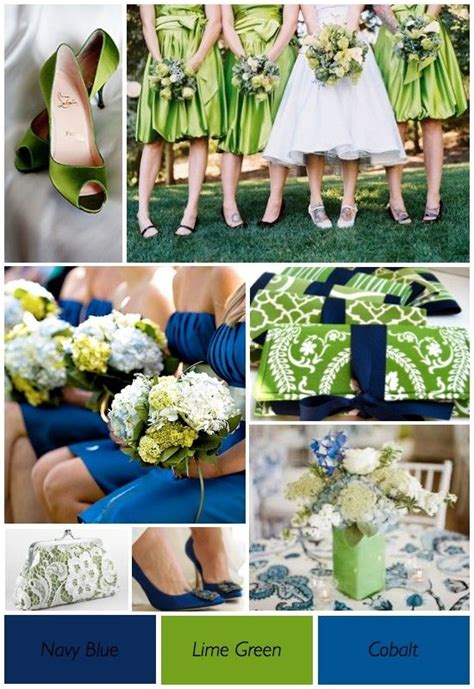 your wedding in colors navy blue and green arabia weddings