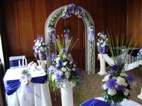 Wedding Ceremony Decorations by Wedding Ceremony Decorations Noretas Decor Inc