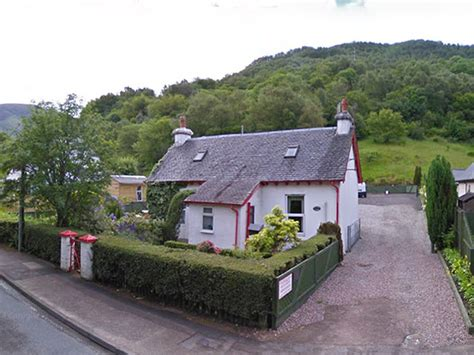 Glen Nevis Cottage Fort William by Self Catering Accommodation On West Coast Of Scotland