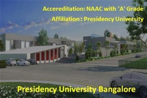 Presidency College Mba by Top B Schools In Bangalore List Top Mba Colleegs