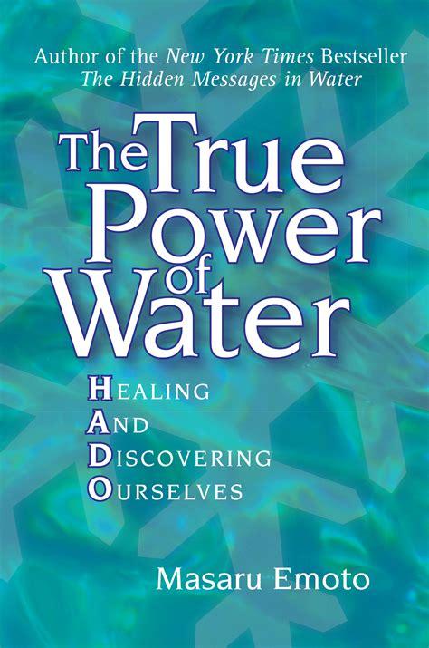 water book the true power of water book by masaru emoto noriko hosoyamada official publisher