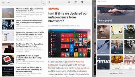 8 Best News Sources by 10 Best News Apps For Android Smartphones To Stay Informed