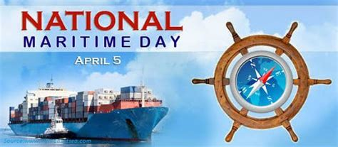 National Mba Day by National Maritime Day In India 2018