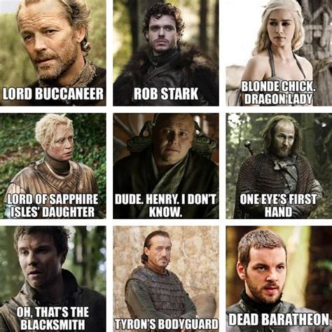 of thrones names names of of thrones characters according to a pleated