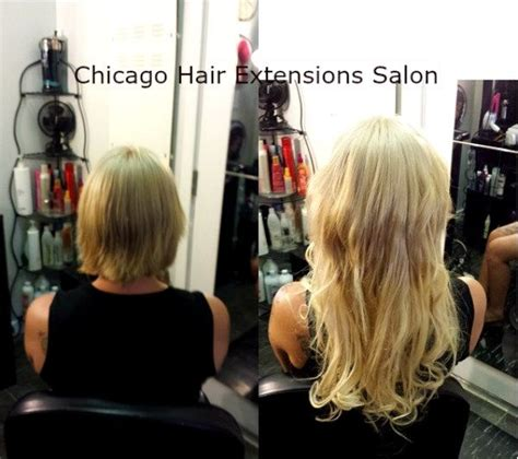 hair weave salon in illinois pin by chicago hair extensions salon on hair extensions