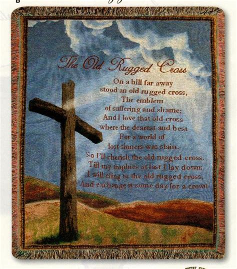 rugged blanket rugged cross blanket shirley family gifts