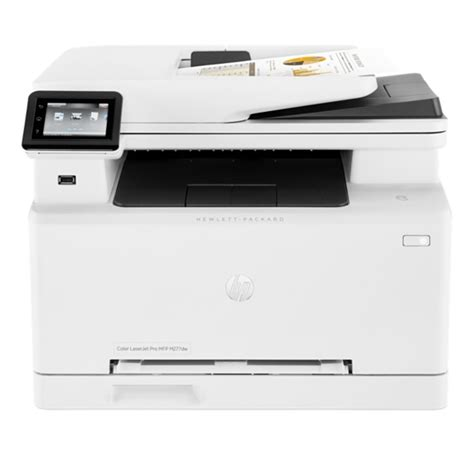 Hp Apple hp color laserjet pro mfp m277dw multifunction printer apple