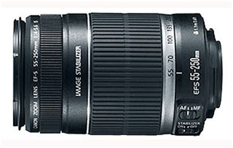 Filter Lensa Canon 55 250mm canon ef s 55 250mm f 4 5 6 is zoom lens 58mm filter size