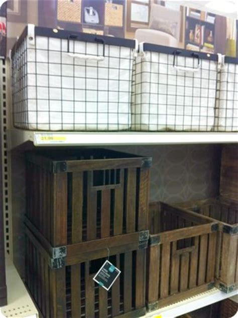 target crates target milk crates and wooden baskets home inspirations pinter