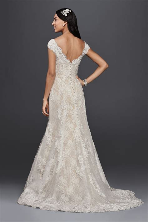 Shoulder Lace Wedding Dress 26 best shoulder bridal dresses everafterguide