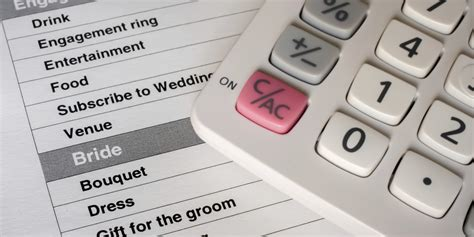 Wedding Planner Cost by 10 Wedding Costs You Should Budget For Huffpost