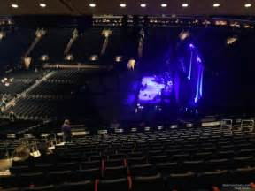 square garden section 213 concert seating