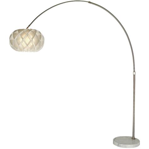 Kenroy Chandelier Tfa8538 Trend Lighting Tfa8538 Honeycomb Arc Floor Lamp