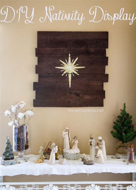 Decorating Ideas For Nativity 35 Creative Diy Decorating Ideas 2016