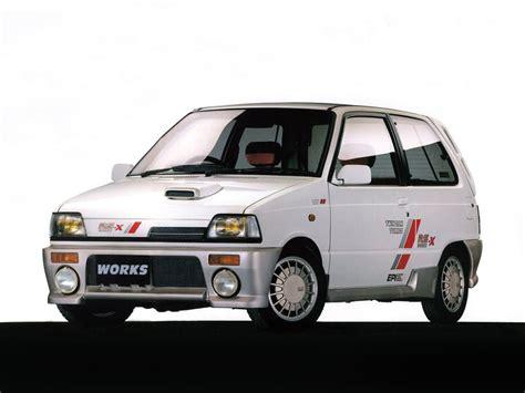 suzuki alto works rs x 1987 88