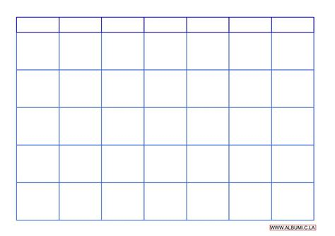 blank monthly calendar template pdf large blank monthly calendar template 2015 calendar