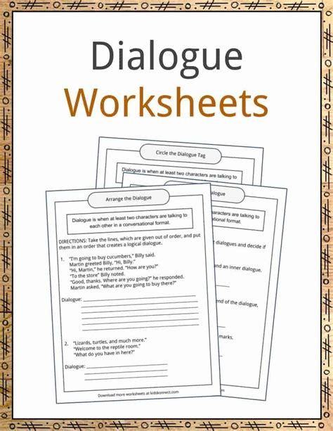 Dialogue Worksheets by 100 Dialogue Writing Worksheets For Grade 2 Adding