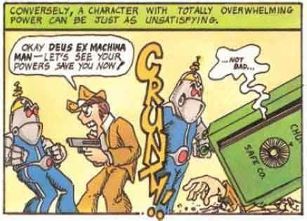 ex machina meaning deus ex machina man character comic vine