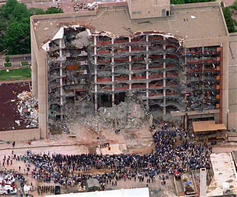 bomb the race to build and the world s most dangerous weapon books photos oklahoma city bombing 20 years later www ajc