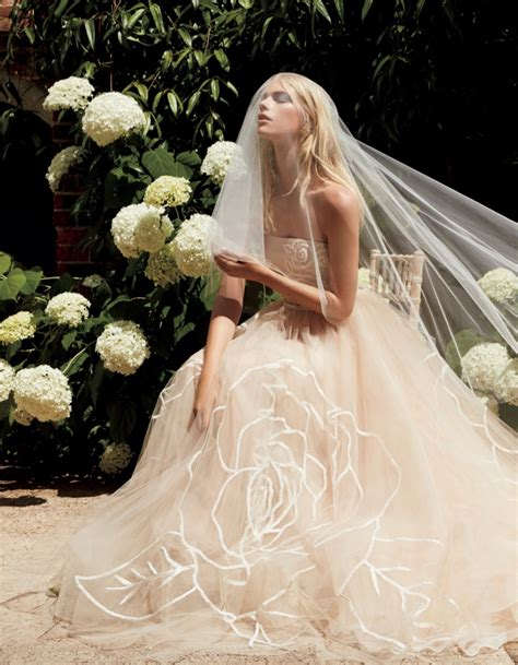 Wedding Dress Vogue by The Princess Wore Pastels Vogue Japan Embraces Colorful