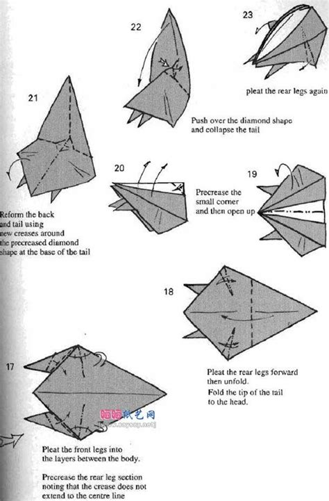 Origami Book Diagram - 17 best images about projects paper on