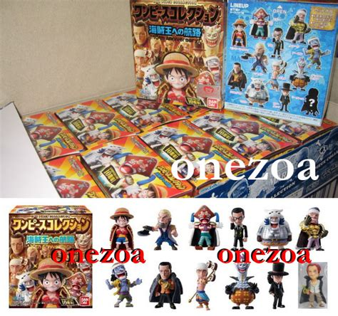 Figure Collection Fc One Absalom bandai one figure collection fc 28 10th anniversary big of quot east blue quot onezoa