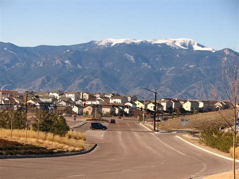 houses in colorado springs colorado springs top 25 accident prone intersections