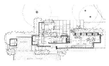 Modern Usonian House Plans by The Big Rethink Part 6 Learning From Four Modern Masters