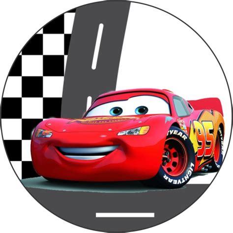 banderines de rayo mcqueen tags kit festa infantil carros disney cars pinterest