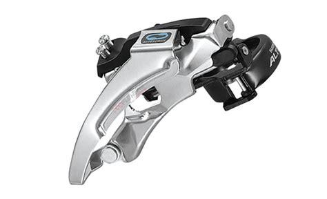 Fd Shimano Acera M310 Speed Cl Bawah shimano altus m310 3x7 8 speeds top swing front derailleur