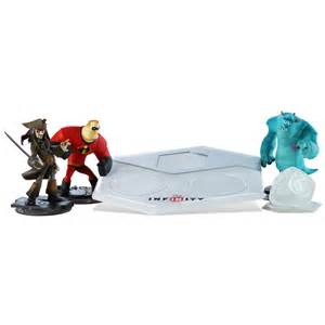 Infinity For Wii Disney Infinity Starter Pack Wii Juegos Wii