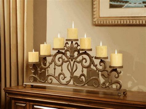 Fireplace Candelabrum by Ideas Vintage Style Of The Modern Fireplace