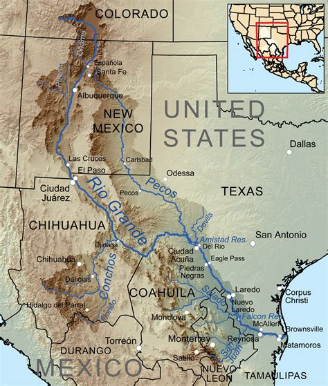 map of pecos texas pecos river the handbook of texas texas state historical association tsha